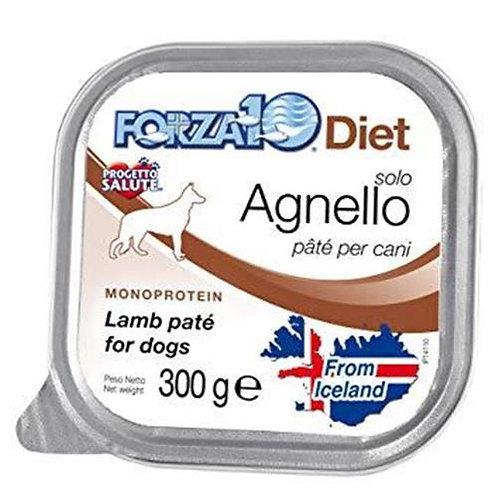 Forza10 - Solo Diet Agnello Patè 300 gr.