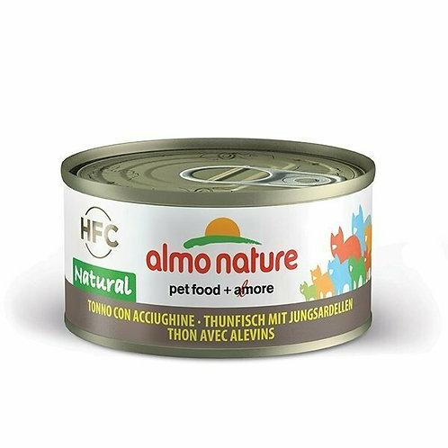 Almo Nature HFC Natural Tonno con Acciughine 70 gr