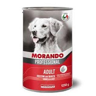 Morando Professional Adult Bocconi con Manzo 400 o 1250 Gr.