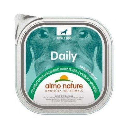 Almo Nature cane DailyMenu con Agnello e Patate 100/300 Gr.
