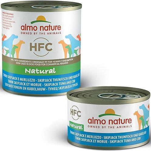 Copia di Almo Nature - HFC Natural Tonno e Pollo 95 Gr.