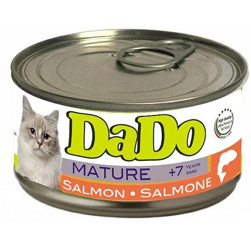 Dado Cat Mature Patè al Salmone 85 Gr.