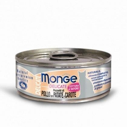 Monge - Natural Superpremium Pezzetti di Pollo con Patate e Carote