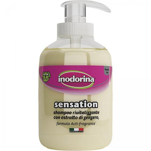 INODORINA Shampoo Sensation Rivitalizzante Zenzero 300 Ml.