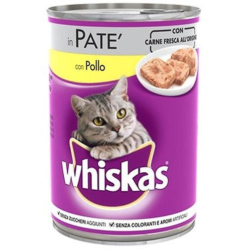 Whiskas Patè Pollo 400 GR