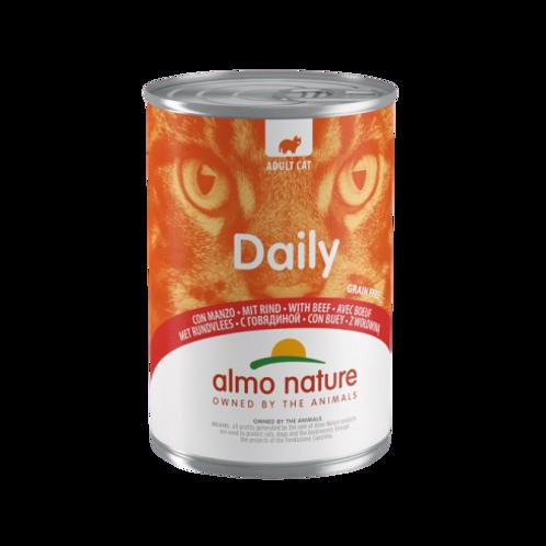 Almo Nature Dailymenu Con Manzo 400 Gr.