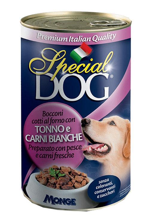 Special Dog Bocconi con Tonno e Carni Bianche 1275 Gr.
