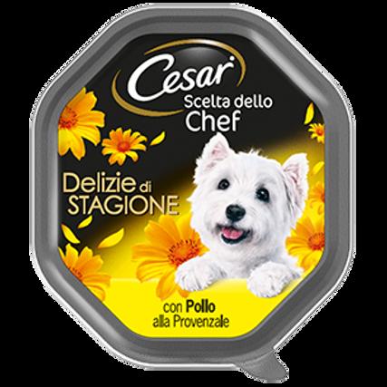 Cesar Scelta dello Chef Delizie di Stagione con Pollo alla Provenzale 150 Gr.