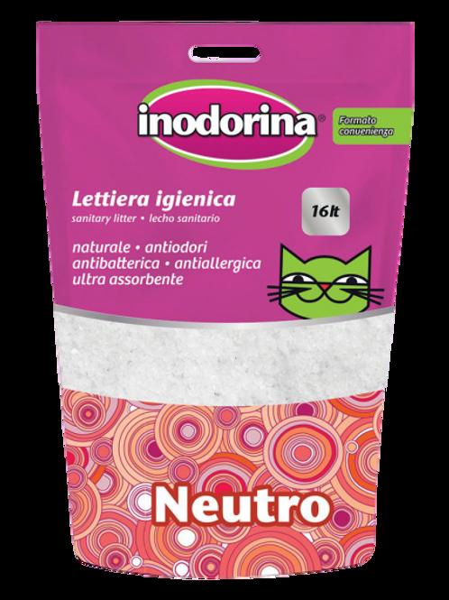 Inodorina Lettiera al Silicio 16 Lt.