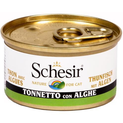Schesir - Tonnetto con Alghe in Gelatina 85 Gr.