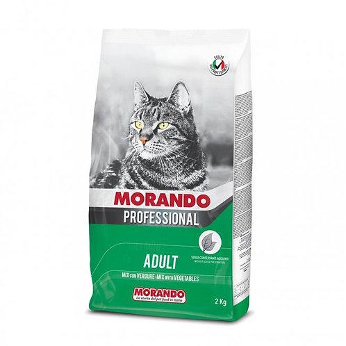 Morando miglior gatto professional mix con verdure da 2 kg