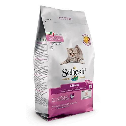 Schesir - Dry Line Kitten con Pollo