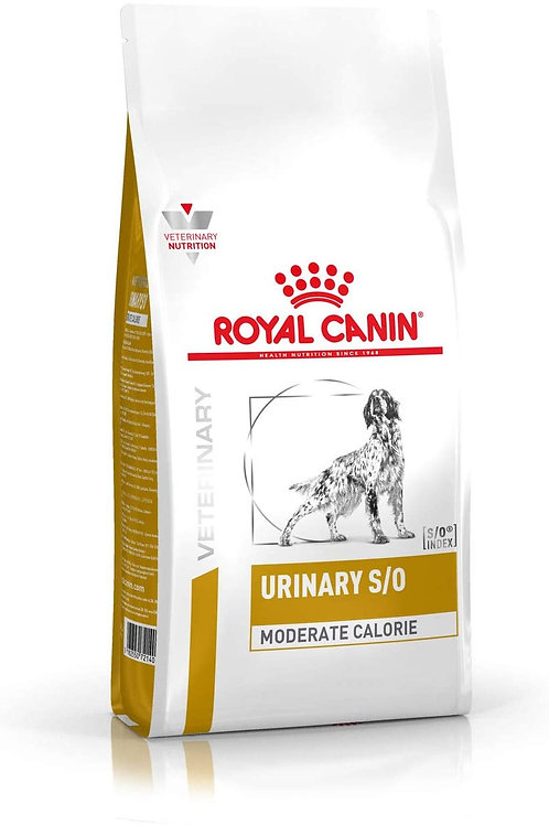 Royal Canin Cane Veterinary Urinary S/O Moderate Calorie 1.5 Kg.