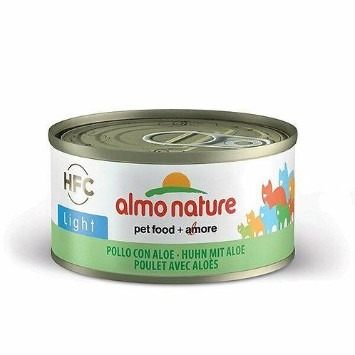 Almo Nature HFC Light Pollo con Aloe 70 gr