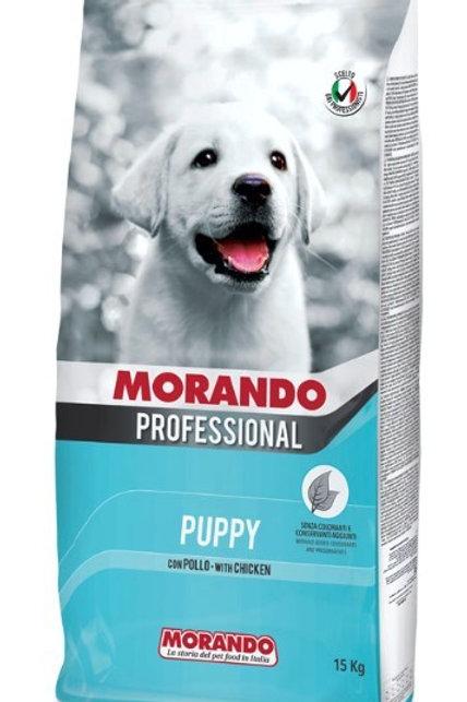 Morando Professional Crocchette Puppy al Pollo 15 Kg.