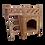 Thumbnail: Cuccia Gran Chalet Doppia in Legno
