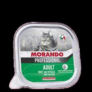 Morando Professional Adult Patè con Vitello 100 Gr.