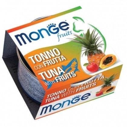 Monge - Natural Superpremium Fruits Tonno con Frutta
