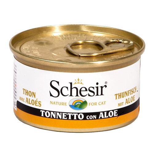 Schesir - Tonnetto con Aloe in Gelatina 85 Gr.