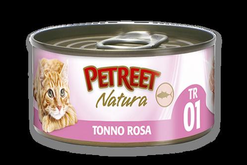 Petreet Natura Tonno Rosa 140 Gr.