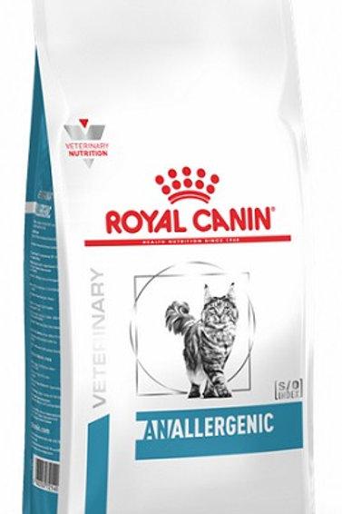 Royal Canin Gatto Veterinary Anallergenic 2 Kg.