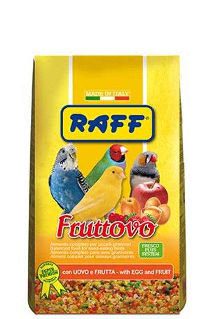 Raff Fruttovo Granivori Pastoncino con Uovo e Frutta 400 Gr.