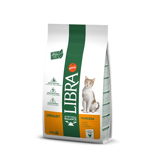 Libra Gatto Urinary con Pollo 10 Kg.