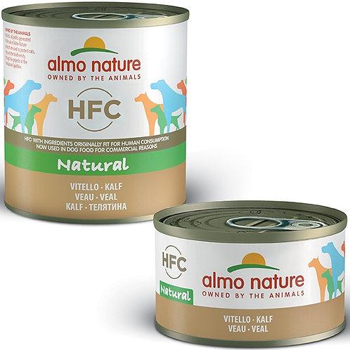Almo Nature - HFC Natural Vitello 95 Gr.