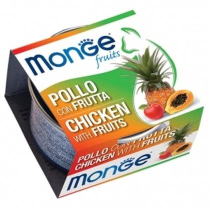 Monge - Natural Superpremium Fruits Pollo con Frutta