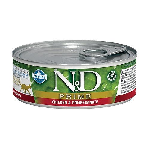 Farmina Natural & Delicious Prime con Pollo e Melograno