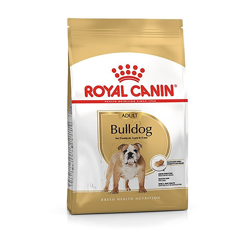 Royal Canin Bulldog Adult 3 Kg.