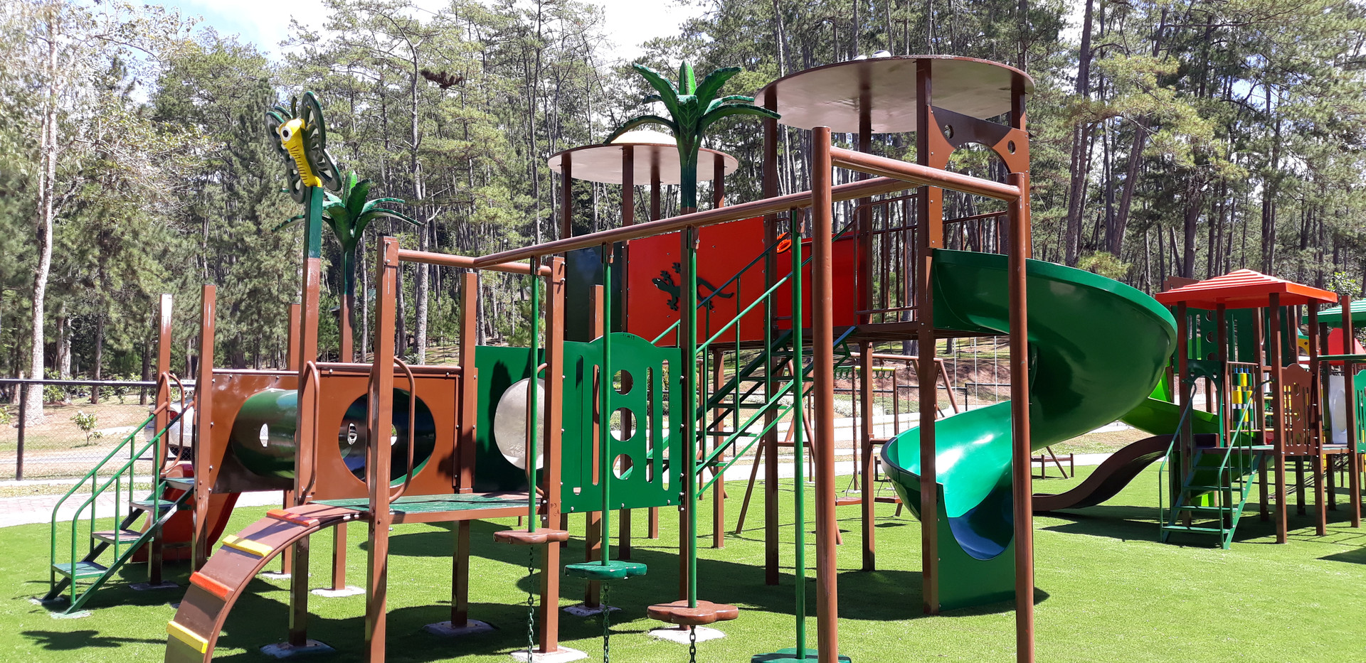 Customize Play Equipment