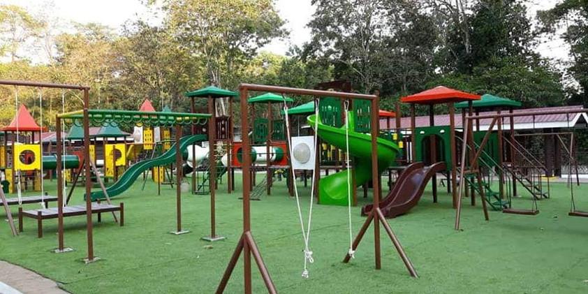 Customize Play Equipment Designs