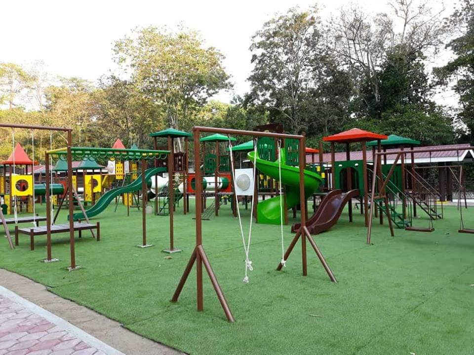 Customize Play Equipment Designs