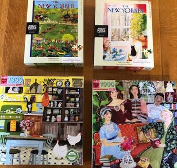 New Puzzles!
