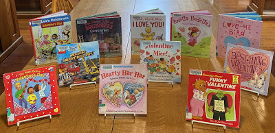 Valentine's Day Books!