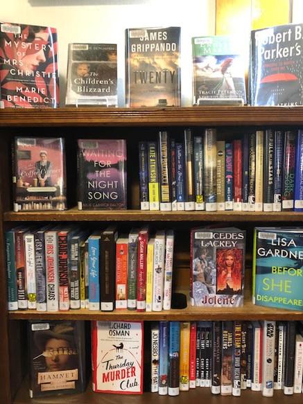 NEW Adult Fiction & Nonfiction