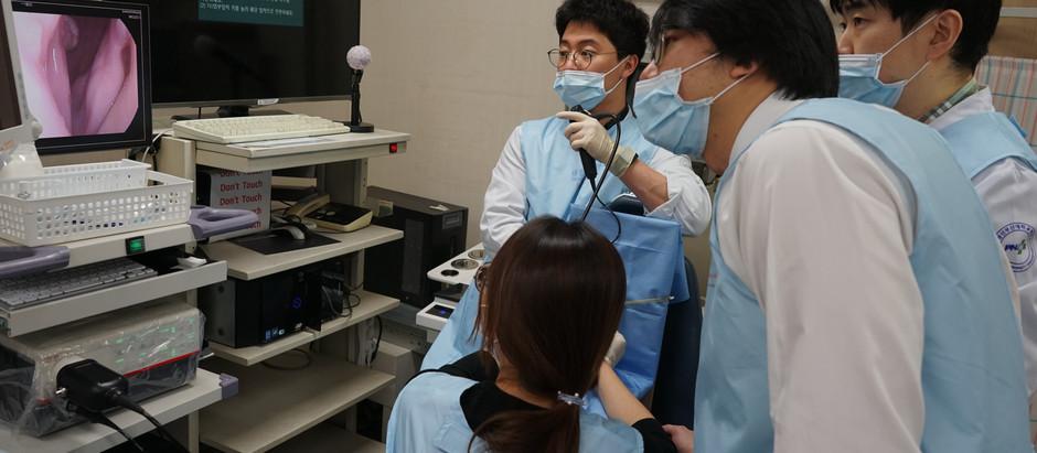 광유도 성대주입술용 의료기기(Lightin), 제품화 노력 집중