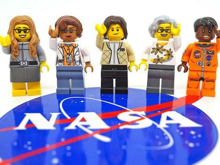 O que a NASA e a LEGO tem em comum ?