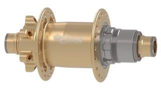 MTB ISO XD-142/12mm Thru-bolt Rear