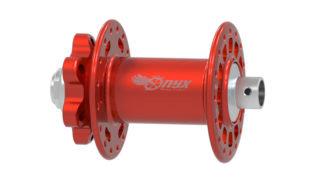 CX ISO-100/12mm Thru-bolt Front