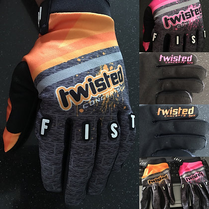 Twisted Concepts FIST racing gloves