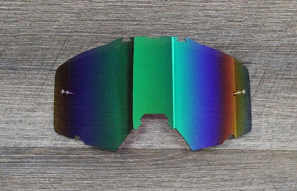 Flow Vision® Rythem™ Motocross Lens: Green