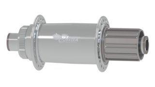 DH CL HG-150/12mm Thru-bolt Rear Hub