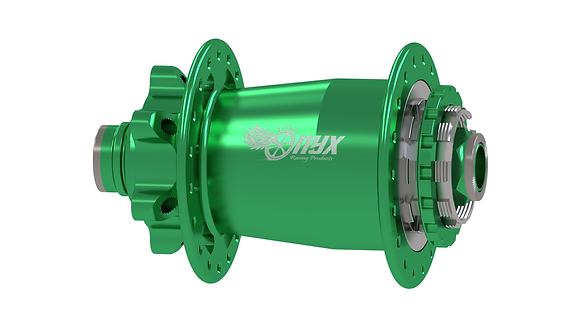 BMX ULTRA ISO HG-110/12mm Thru