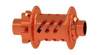 MTB ISO-110/20mm Thru-bolt Helix Front