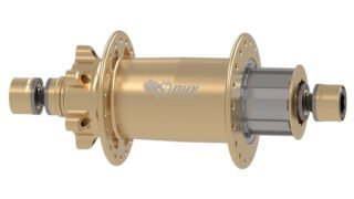 MTB ISO HGSS-135/10mm Bolt-on Rear