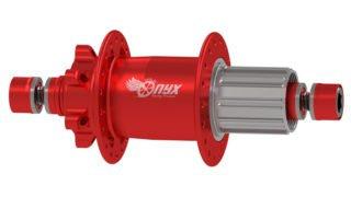 MTB ISO-HG-135/10mm Bolt-on Rear