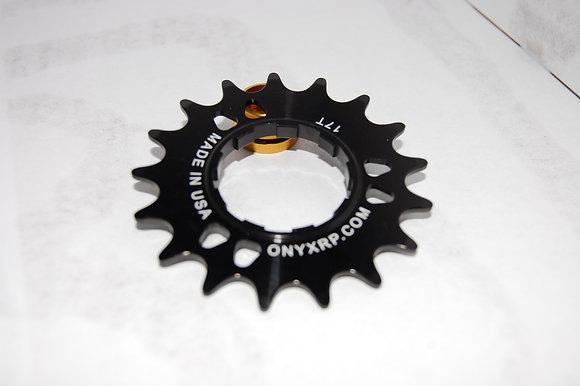 Onyx Aluminium Rear Cog