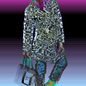 Cyberpunk Zebra Style, 2016.